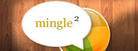 Mingle2 logo capture
